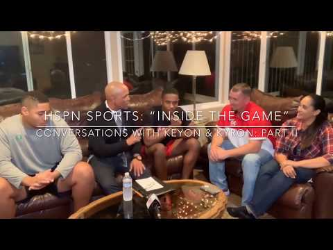 INTERVIEW; WARE- HUDSON PART I ; LIVE HIGH SCHOOL FOOTBALL BROADCAST & LIVE STREAM