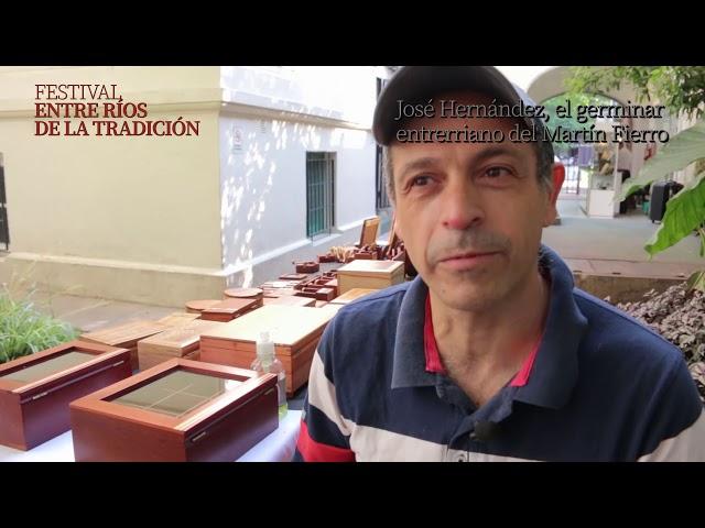 Artesanos entrerrianos en Buenos Aires