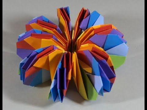 Star Box (Robin Glynn) | Happy Folding | 360x480