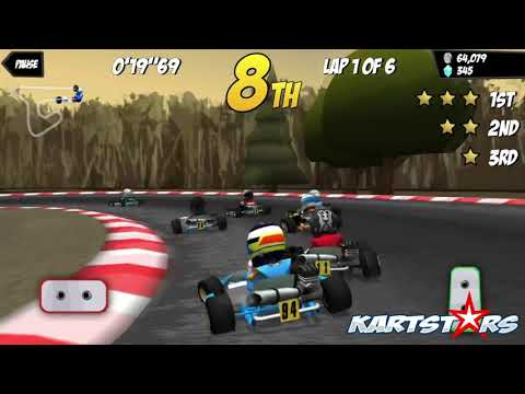 Kart Stars  For Pc - Download For Windows 7,10 and Mac