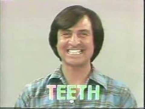 Classic Sesame Street - T for toothbrush and ...
