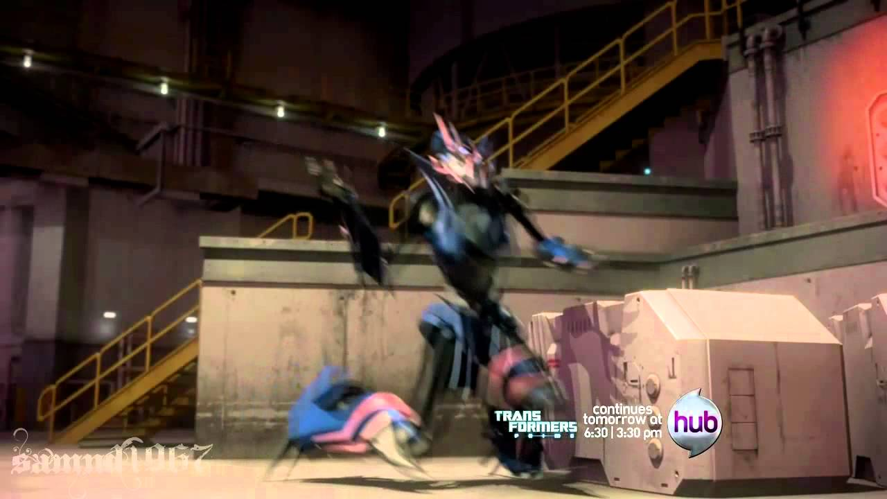 Transformers Animated Wallpaper Transformers Prime Optimus Arcee Stronger Youtube