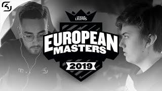 Attending EU Masters Spring 2019 | SK Prime