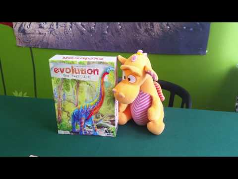 Evolution: The beginning - Gameplay Runthrough