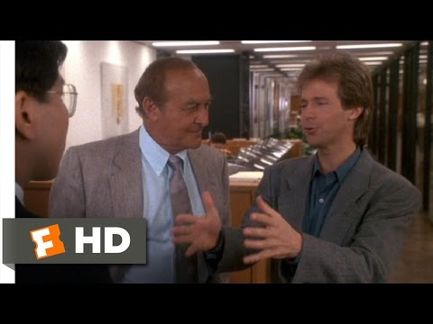 Opportunity Knocks (5/10) Movie CLIP - Eddie Translates Japanese (1990) HD