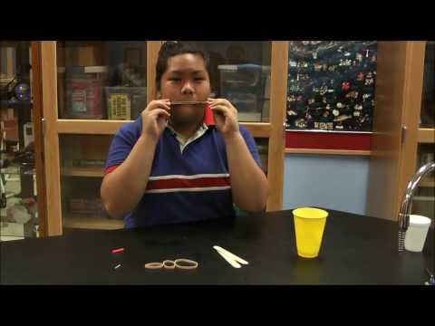 Simple Musical Instrument - PBL Projects for STEM Educators