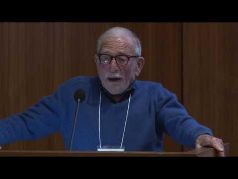 Munk Centennial Symposium: May 15, 2017, Walter Munk, Margaret Leinen, Mike Gregg