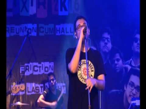 Anupam Roy live @ ELIXIR 2k16 Part-3