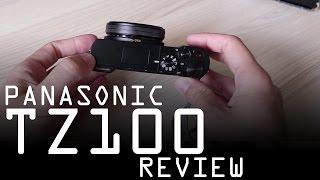 Panasonic Lumix DMC-TZ100 (ZS100) review