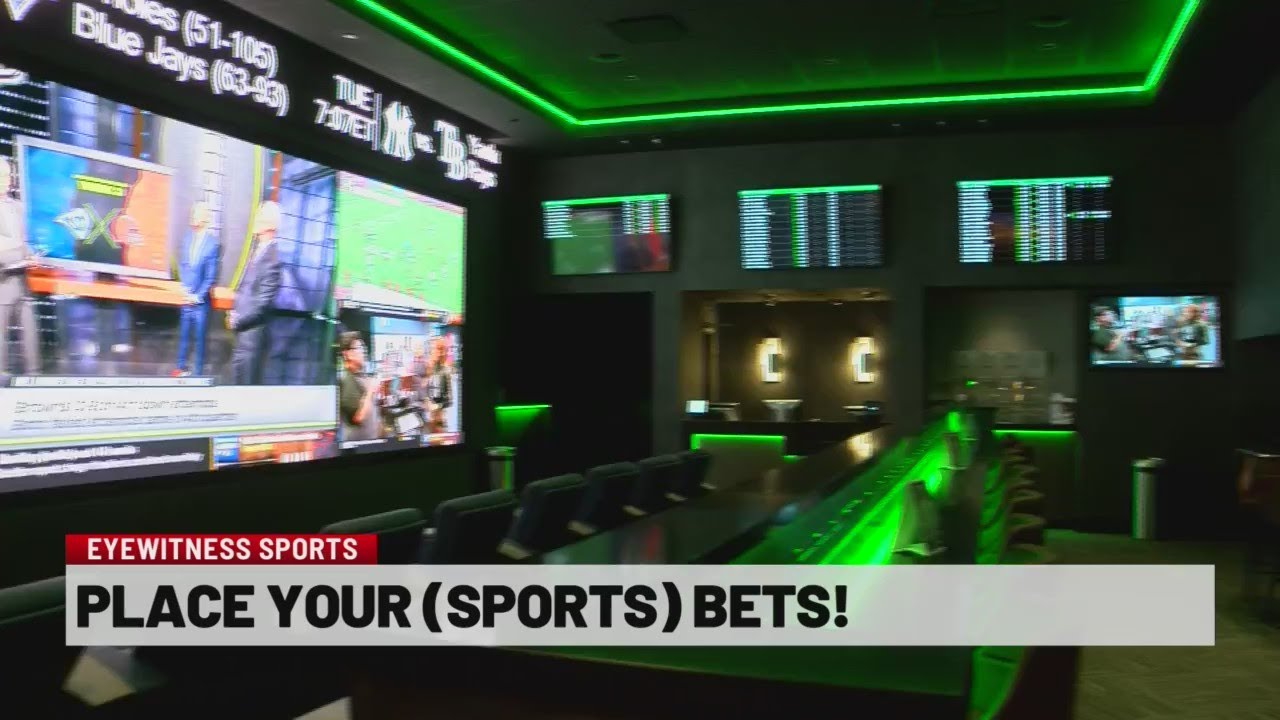 Is there sports betting at mohegan sun online sports betting for beginners