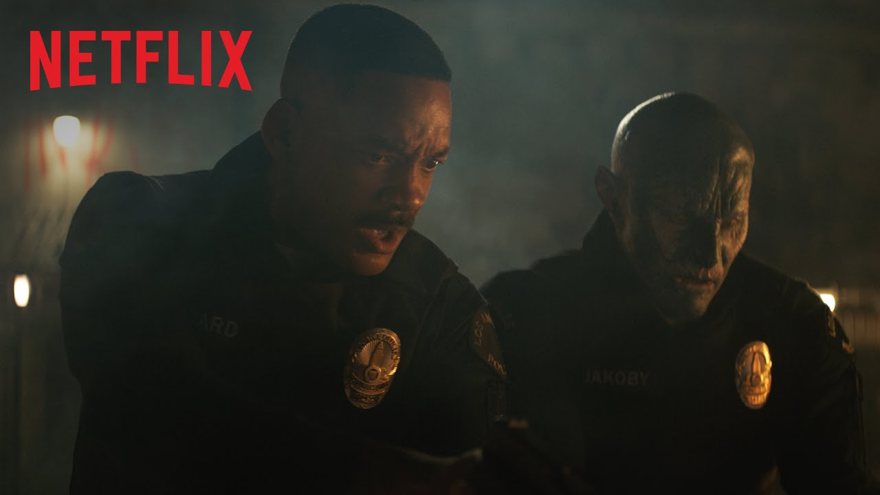 Bright | Bande-annonce VF | Netflix France