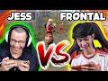 Jess No Limit VS FrontaL Gaming 1 VS 1 - Free Fire