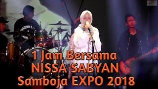 LIVE! 1 JAM bersama Nissa Sabyan di Samboja EXPO Kaltim 2018 - Stafaband