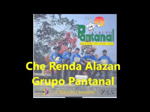 Che Renda Alazan  -  Grupo Pantanal