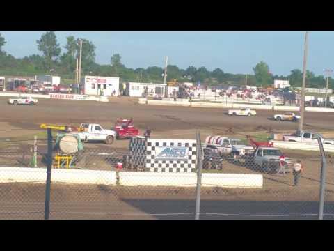 Jamestown Speedway Street Heat# 1, 6/18/16