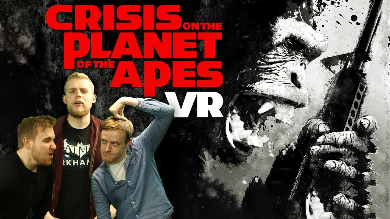 Download BECOMING APES - Crisis on the Planet of the Apes VR