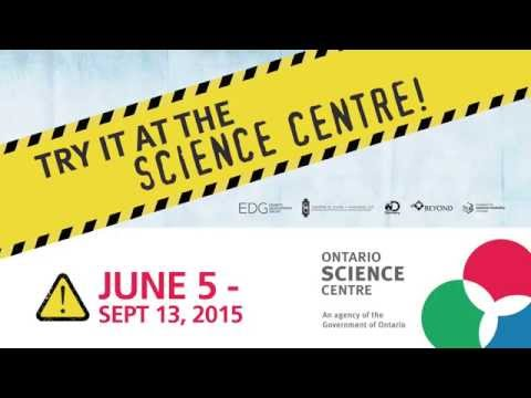 MythBusters: The Explosive Exhibition at the Ontario Science Centre