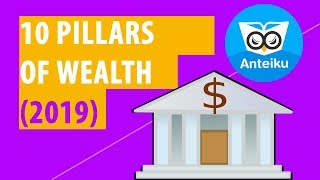 The 10 Pillars of Wealth - book summary