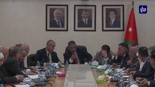 اللجنة النيابية المشتركة تبدأ مناقشة مشروع القانون المعدل لنقابة المعلمين - (29-1-2018)
