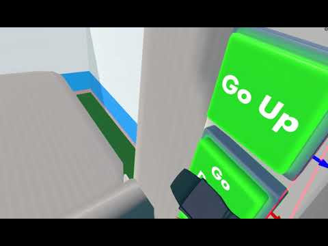 Rec Room || Working Elevator using Gizmos