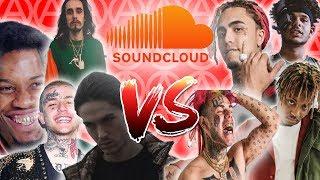 Original SoundCloud Rappers VS New SoundCloud Rappers! (Who Started It?)