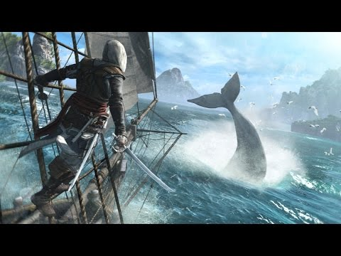 Top 10 Video Game Boat & Ship Levels