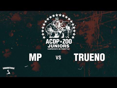 ★ ACDPZoo Juniors (CAP FED) ★ MP vs TRUENO // 4tos