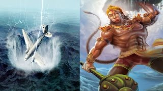 Bermuda Triangle Created by Hanuman - Here is the proof | Being Legends