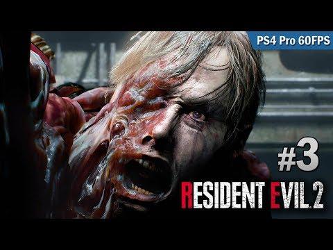 #3 彈盡糧絕打 G1 | Biohazard RE:2  (Resident Evil 2 remake) PS4 Pro 60 FPS