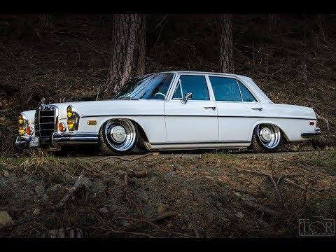 Edelweiss Jagdvideo - Mercedes Benz W108 Bagged Classic Car Airride