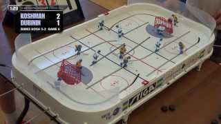 Настольный хоккей. Выпуск 81. Table hockey-MOSCOW-2013-final-KOSH-DUB-6-comment-TITOV