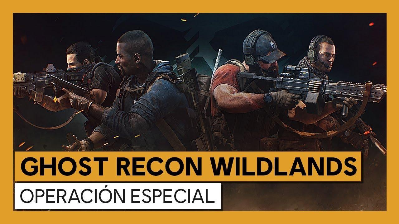 Resultado de imagen para Ghost Recon Wildlands - Operación Especial 4