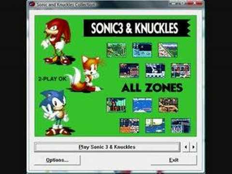 "Sonic 3k PC ""Chaos Emerald"" Music"