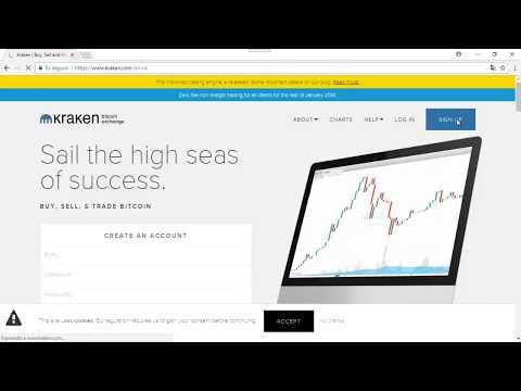 Comprar Bitcoin En Kraken