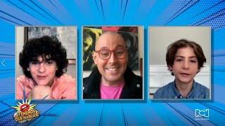 """Jacob Tremblay y Jack Dylan Grazer dan voz a Luca y Alberto en """"Luca"""", la nueva película de Disney"""