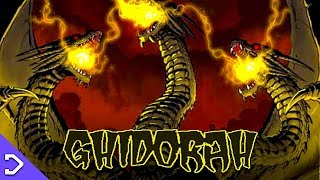 The History of KING GHIDORAH - Godzilla: King Of The Monsters