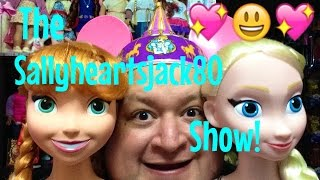 The Sallyheartsjack80 Show- New Channel Trailer✨