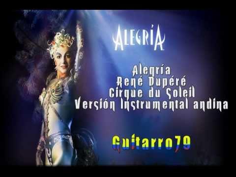Alegría - Cirque du Soleil - Instrumental