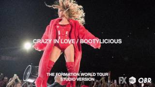 Download Beyoncé - Crazy In Love/Bootylicious (Live at The Formation World Tour Studio Version) MP3 song and Music Video