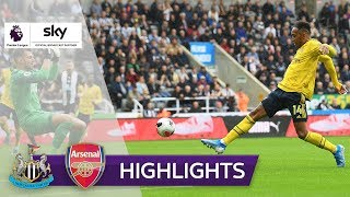 Newcastle United - FC Arsenal 0:1 | Highlights - Premier League 2019/20