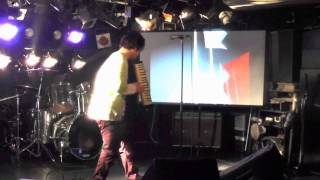 "Atsuya Akao (赤尾充弥)""The Void"" (live on December 17th 2013)"