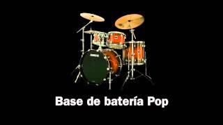 Base de batería Indie/Pop