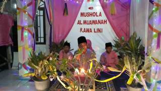Download lagu Mushola almuawanah rawalini warung bingung Audisi tabuh beduk 2017 ke 30 kecamatan teluknaga