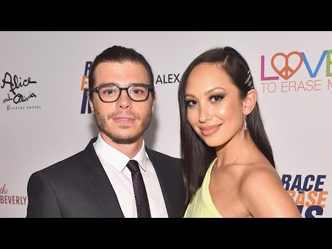 Cheryl Burke and Matthew Lawrence Are Engaged  Find Out Details on the Ring! Exclusive