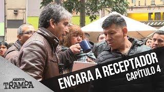 Emilio encara a receptador   En su propia trampa   Temporada 2017