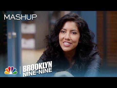 Best Of Rosa Diaz | Season 1 | BROOKLYN NINE-NINE