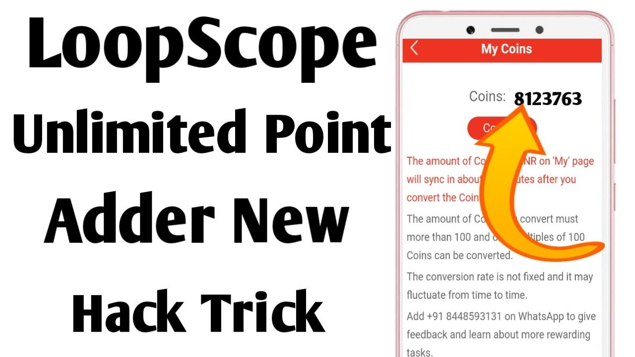 LoopScope Unlimited Point Adder New Hack Trick