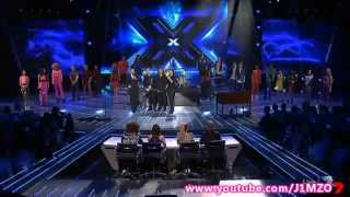 The Top 12 & Hanson - Week 2 - Live Decider 2 - The X Factor Australia 2014