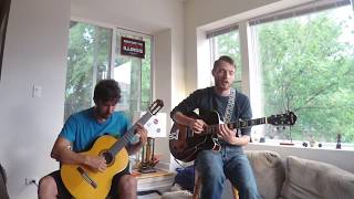 Nobody Wins (Brian Fallon Cover) - Philly D Slim ft. JD Turzy