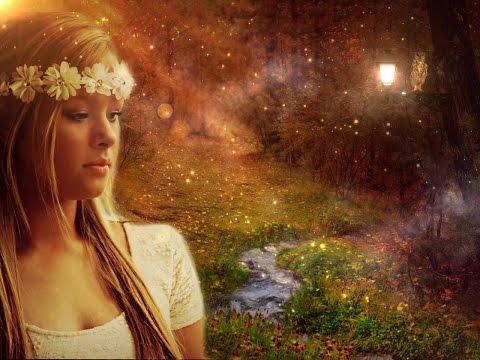 ♡ Magic Garden - Meditation Music & Relaxation Music (Entspannungsmusik) *4*
